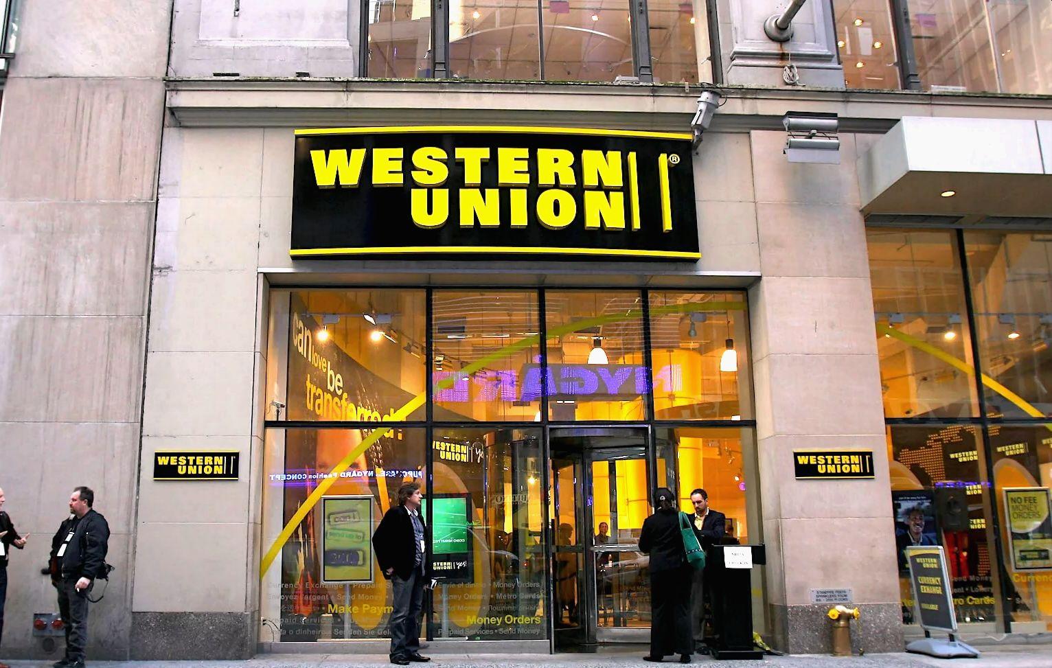 Western Union – история образования и особенности функционирования